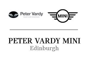 image: Peter Vardy MINI Edinburgh