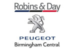Robins & Day Birmingham Central Peugeot