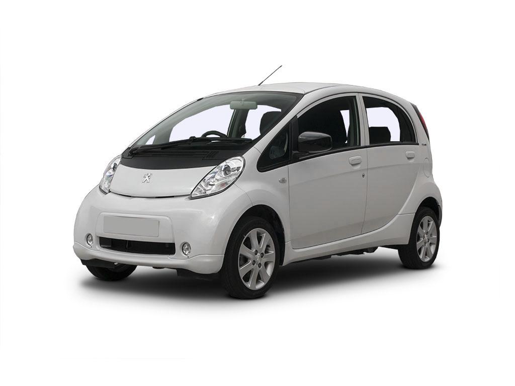 New Peugeot iOn