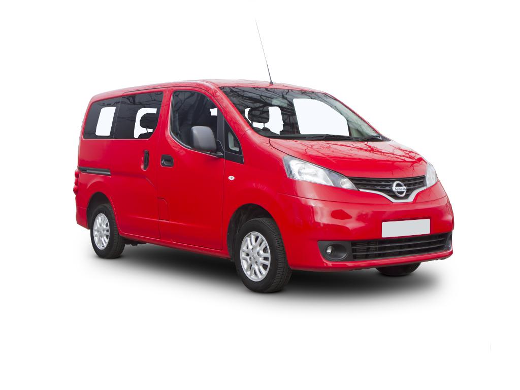New Nissan NV200
