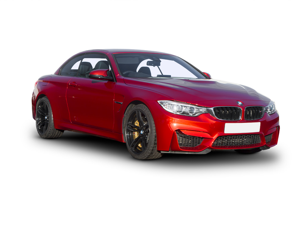 Similar to the BMW M4 Convertible