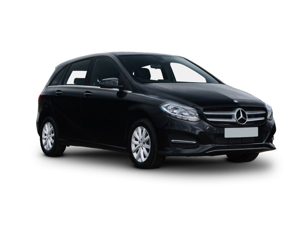 New Mercedes-Benz B Class