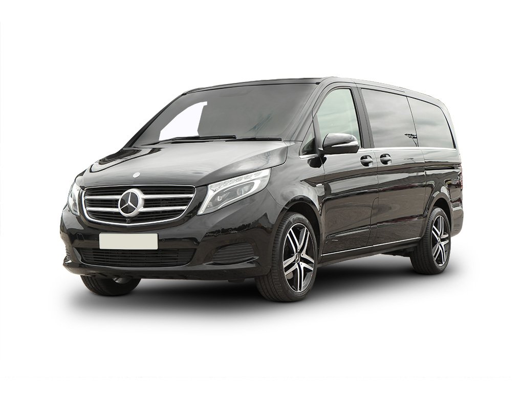 New Mercedes-Benz V Class