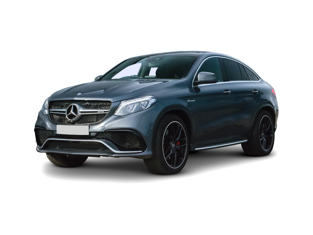 New Mercedes-Benz GLE Coupe