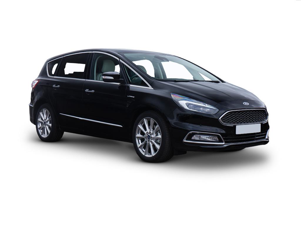 New Ford S-Max Vignale
