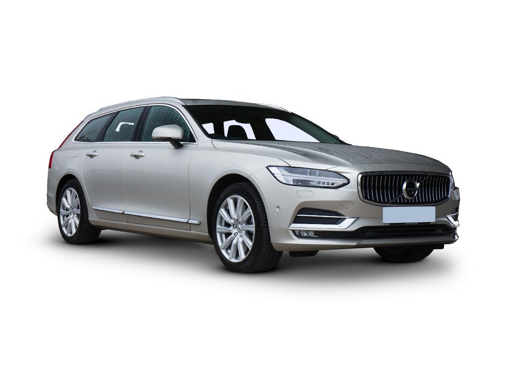 New Volvo V90