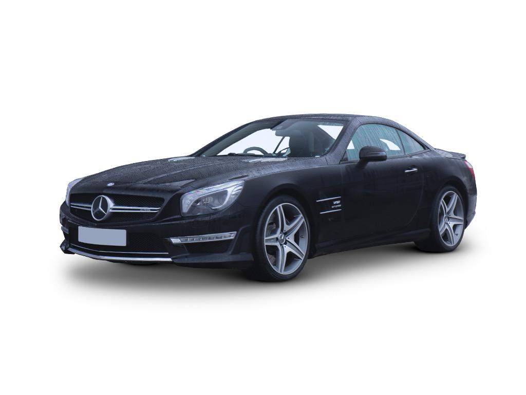 New Mercedes-Benz SL Class