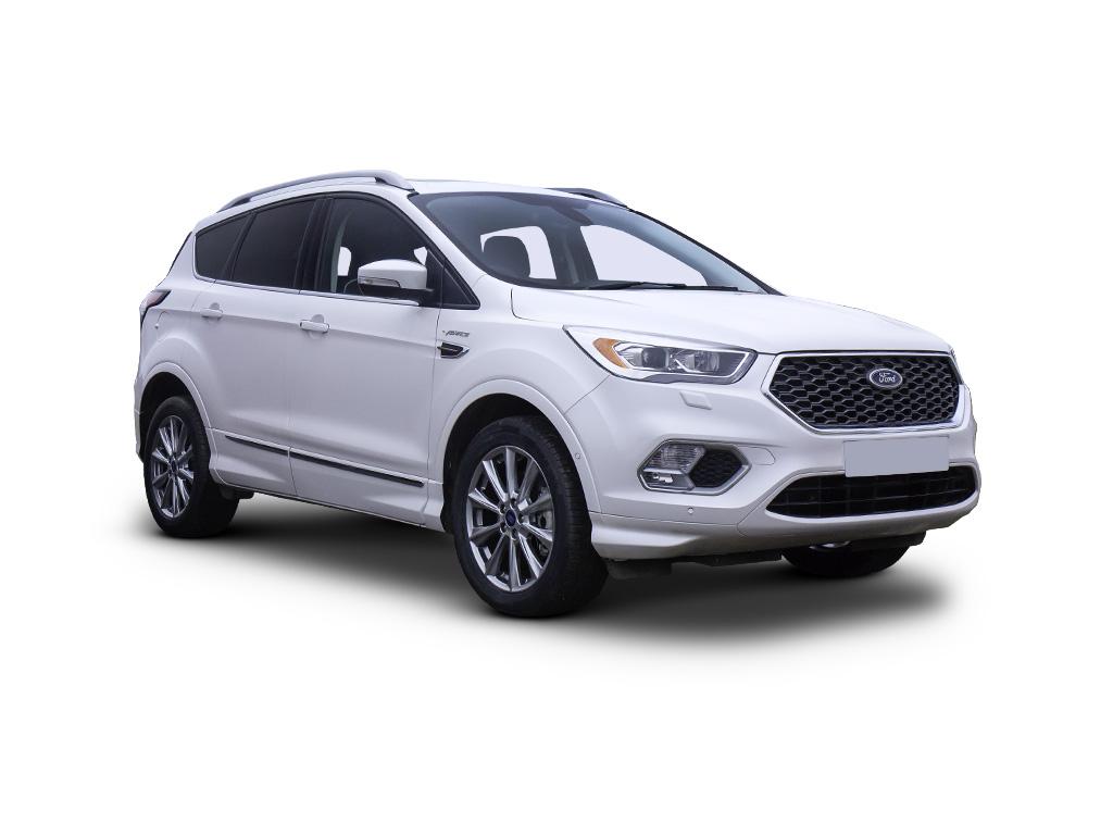 New Ford Kuga Vignale