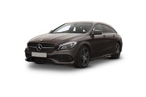 Mercedes Benz Cla Cl Sel Shooting Brake