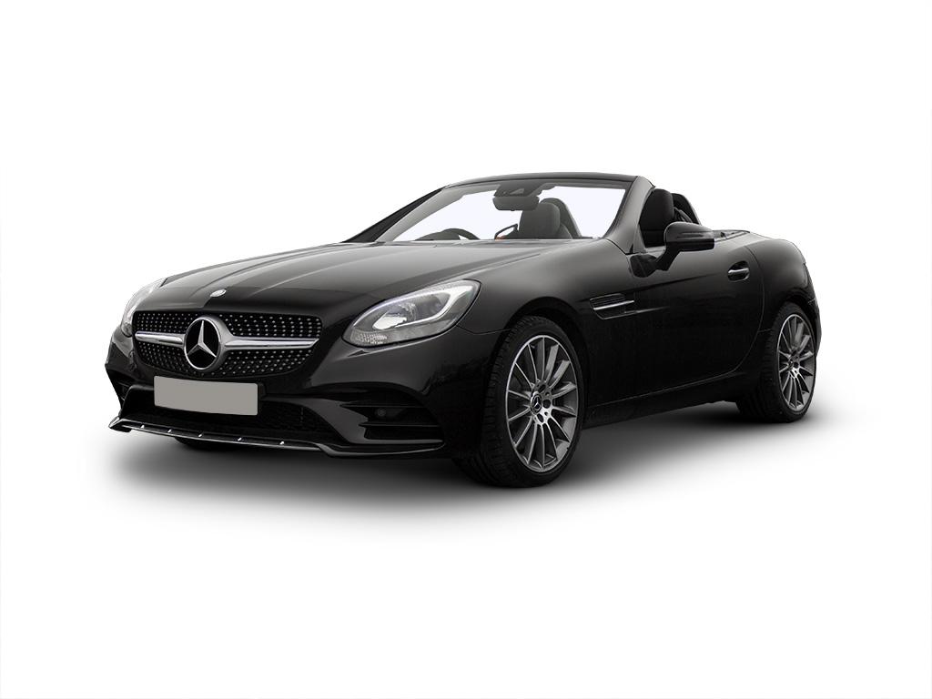 New Mercedes-Benz SLC