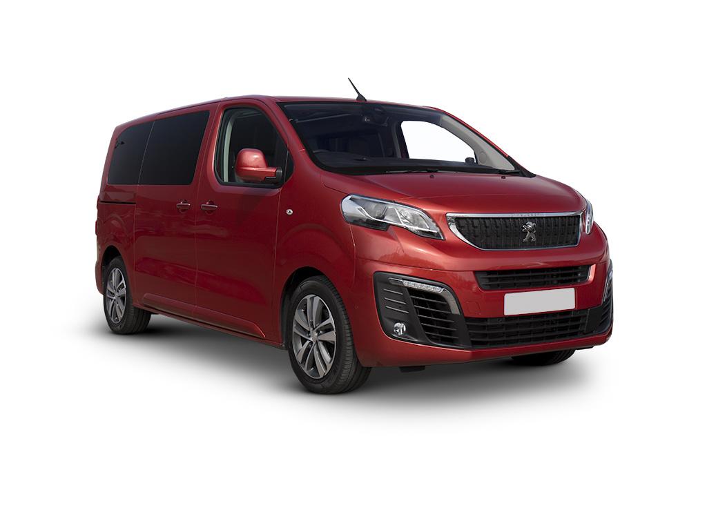 New Peugeot Traveller