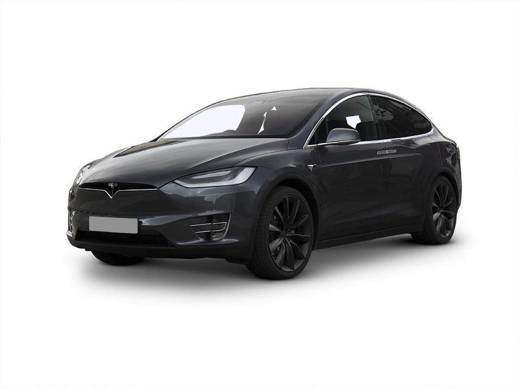 New Tesla Model X