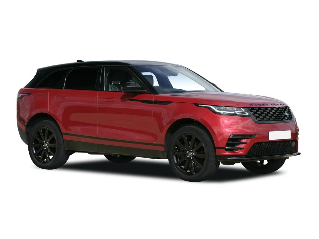 New Land Rover Range Rover Velar