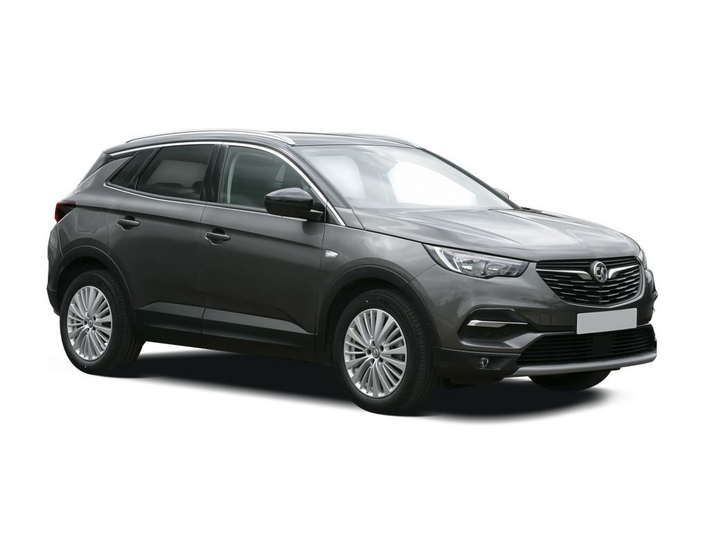 New Vauxhall Grandland X