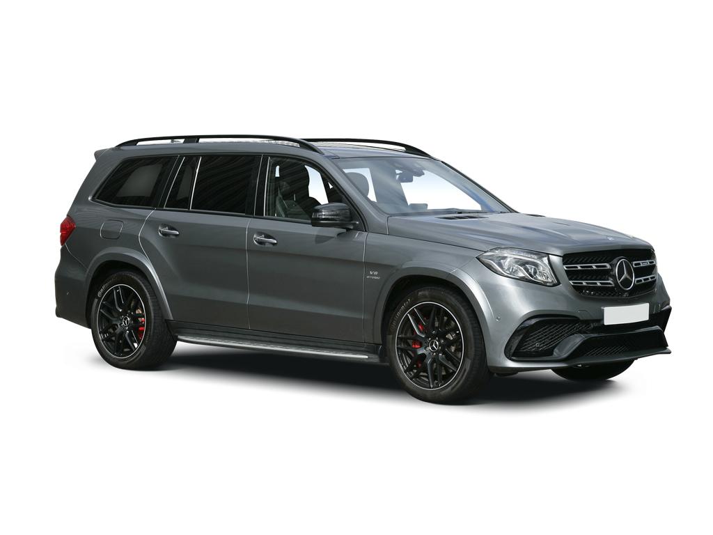 New Mercedes-Benz GLS