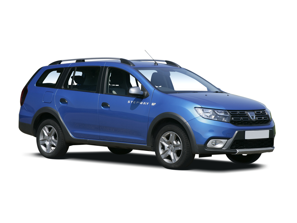 New Dacia Logan Stepway