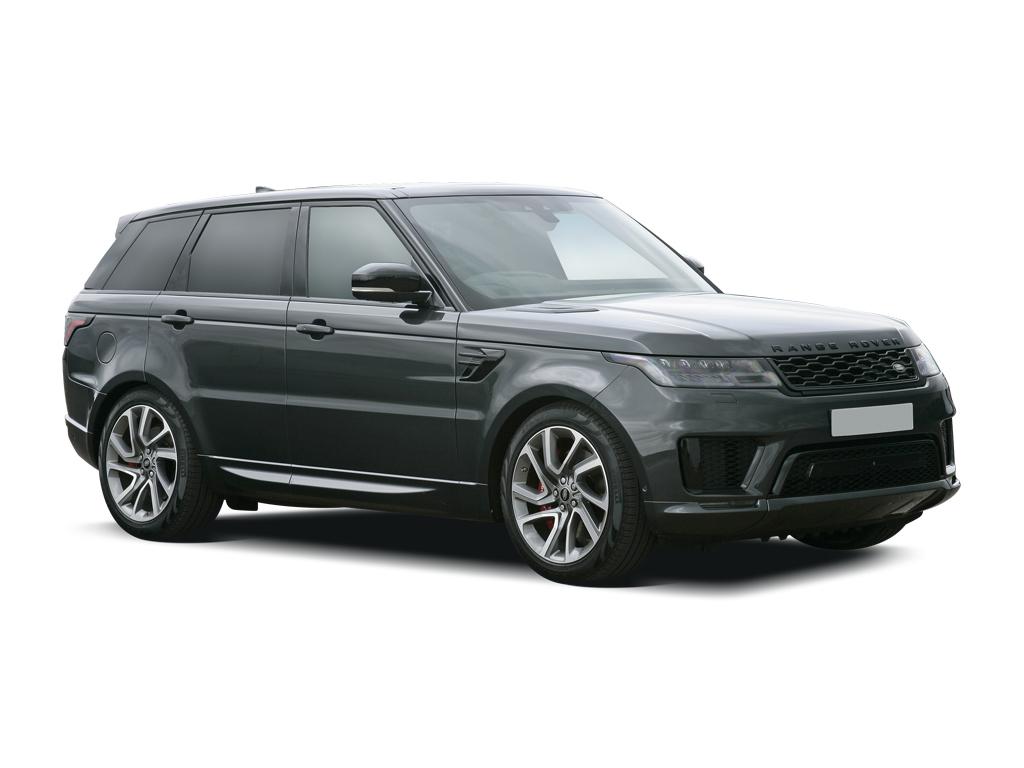 New Land Rover Range Rover Sport