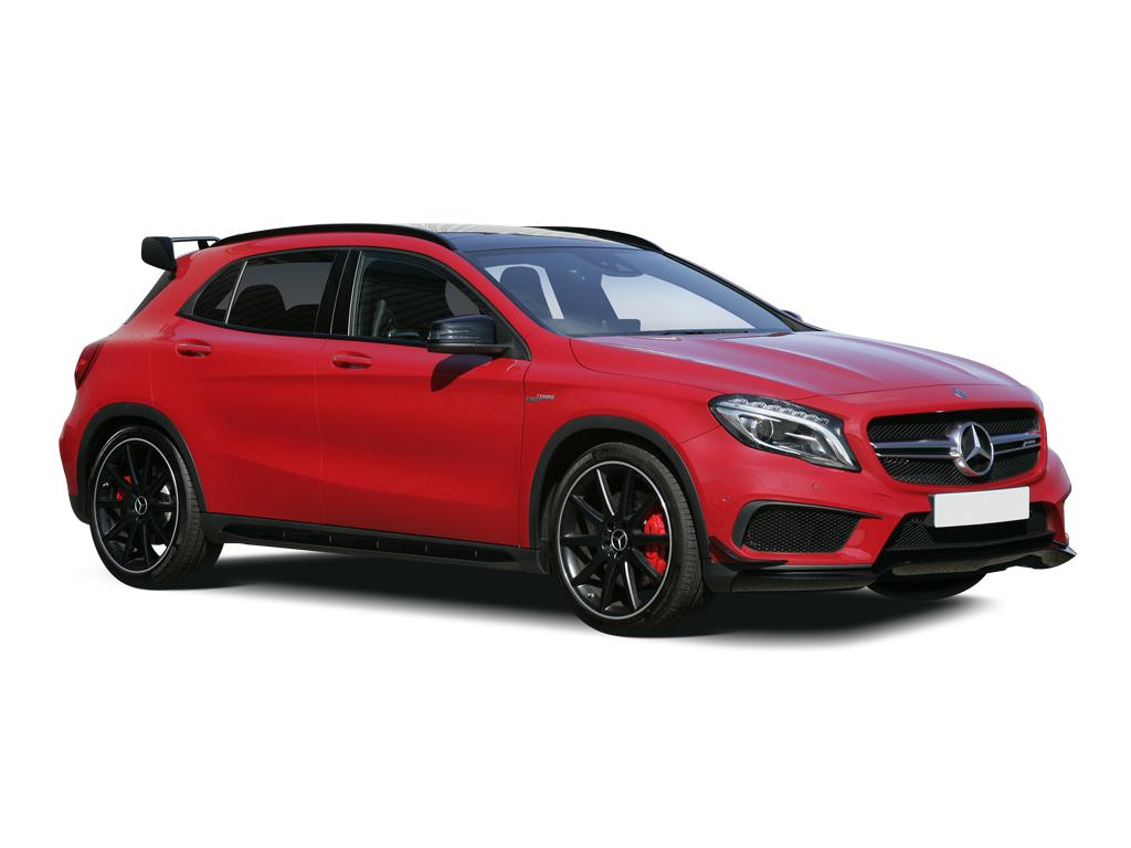 New Mercedes-Benz GLA Class