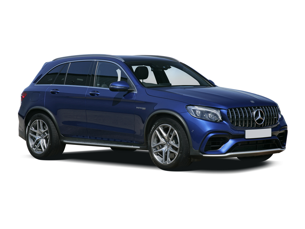 New Mercedes-Benz GLC