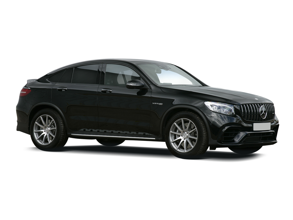 New Mercedes-Benz GLC Coupe
