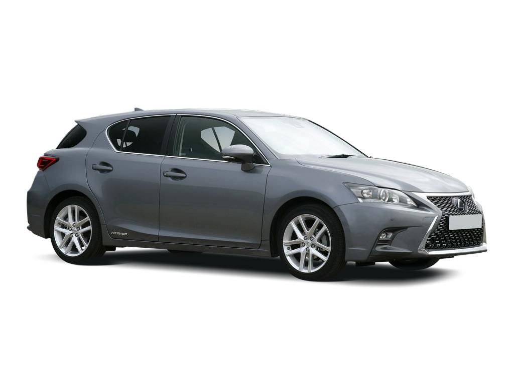New Lexus CT