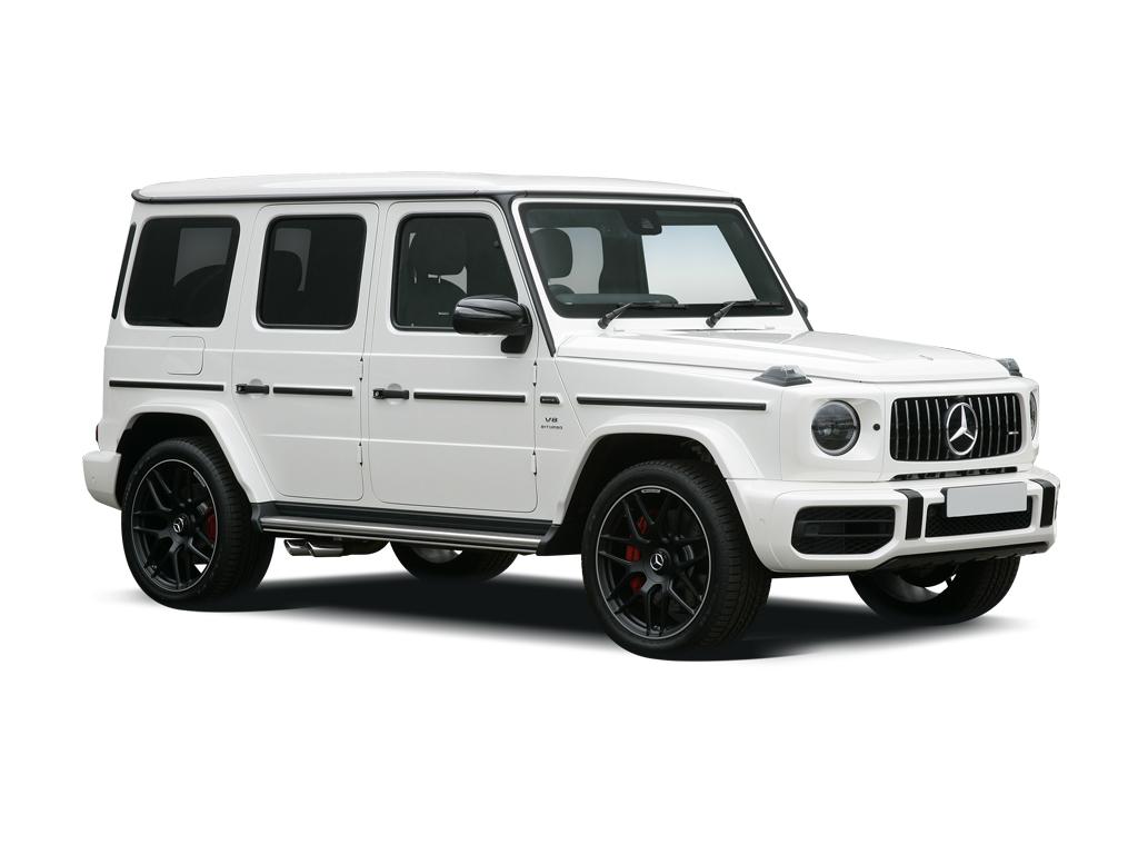 New Mercedes-Benz G Class