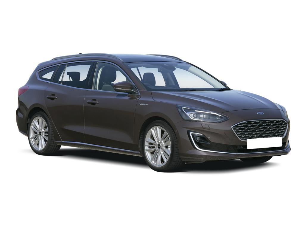 New Ford Focus Vignale