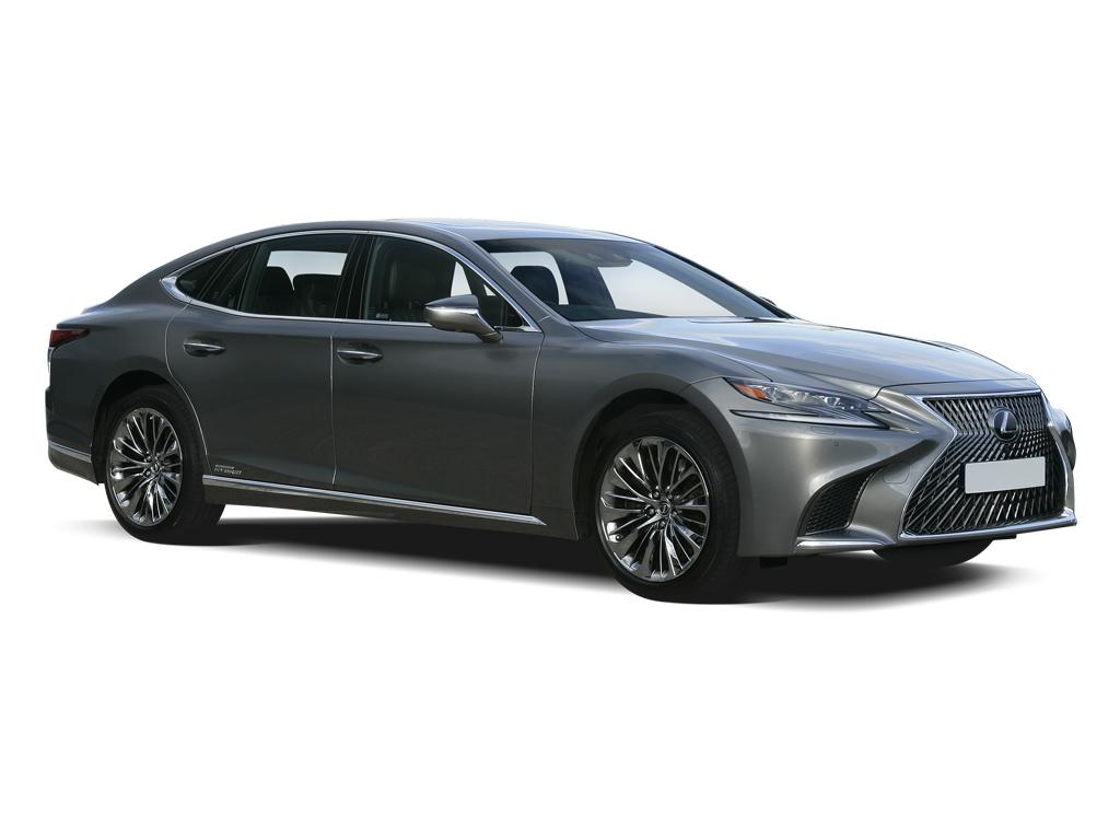 New Lexus LS
