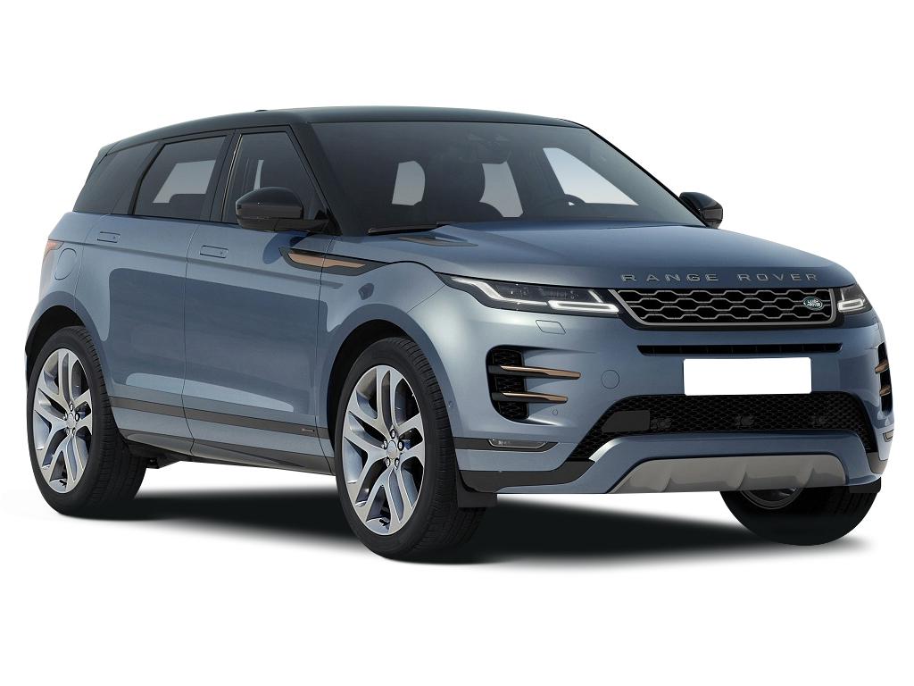 New Land Rover Range Rover Evoque