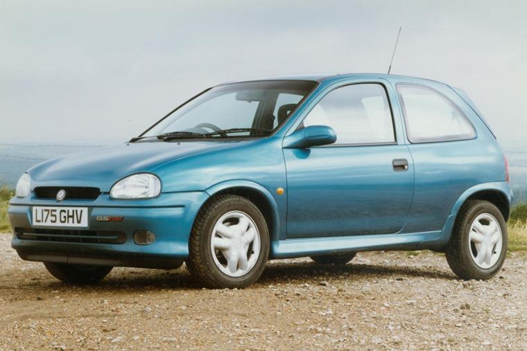 Vauxhall Corsa GSi 1993