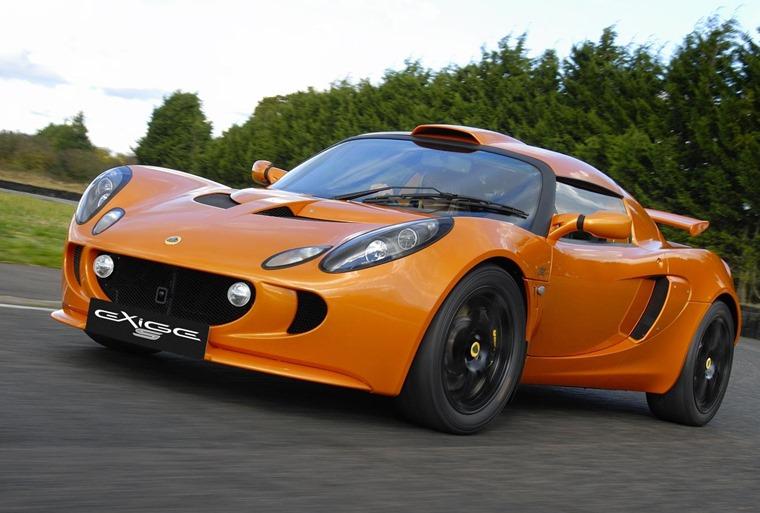 Lotus Exige Forza Horizon 3