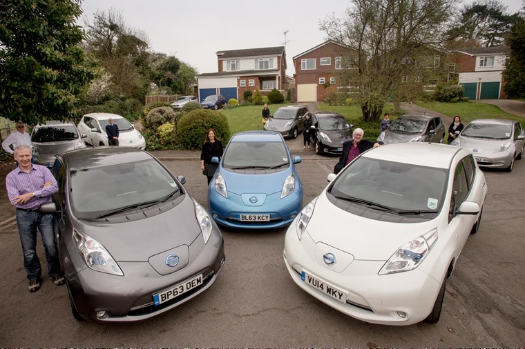 Is the UK energy grid prepared for further electric car use?