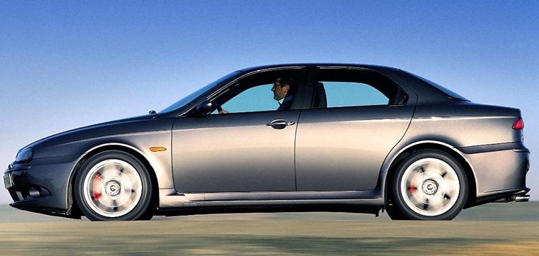 Alfa 156 20th anniversary