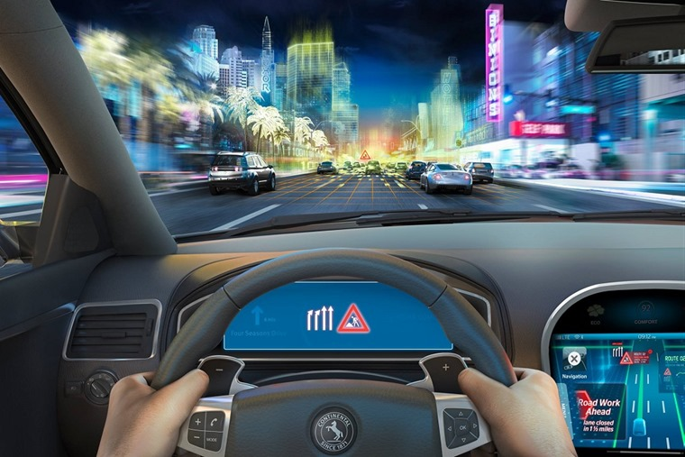 080116 Continental technology - dynamic electronic horizon