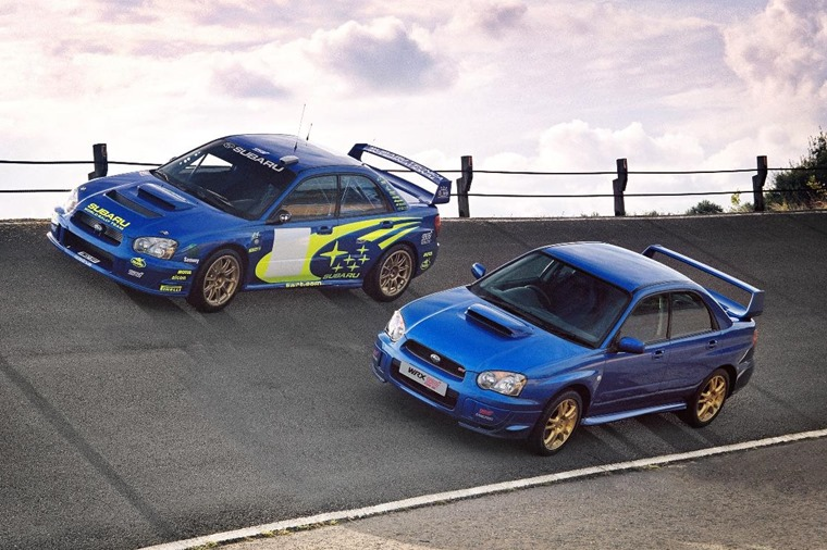 Subaru head to head