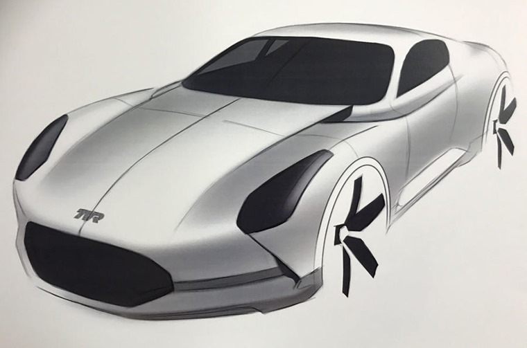 TVR is planning a comeback in the form of a super coupe...
