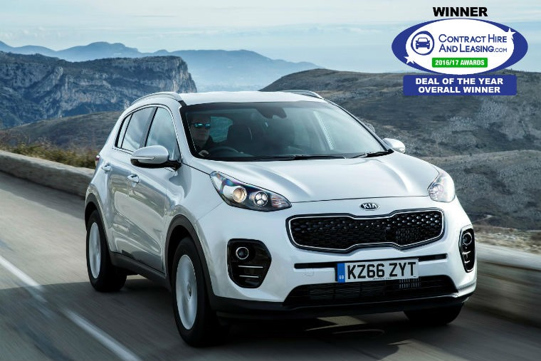 Kia Sportage Deal of the Year