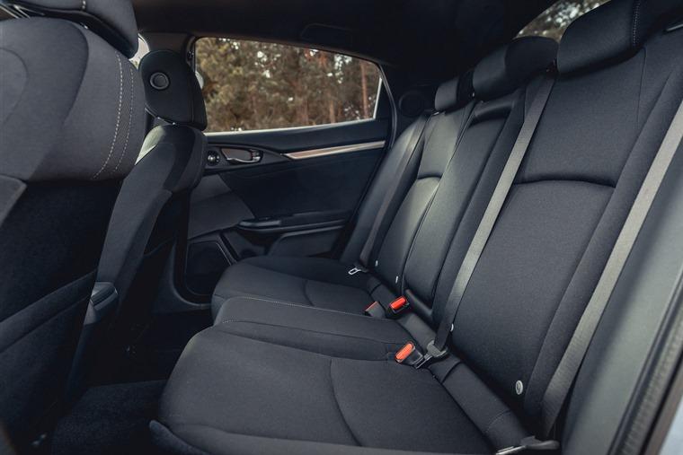 Honda Civic 1.5 VTEC Turbo Sport Plus Interior