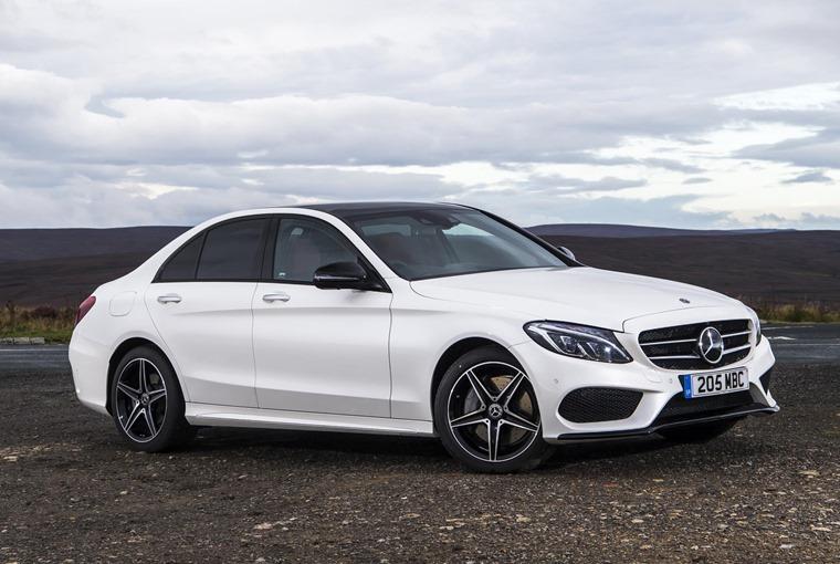 Lease a Mercedes C-Class