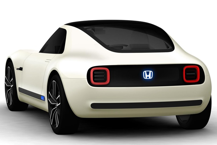Honda Sports EV Concept rear