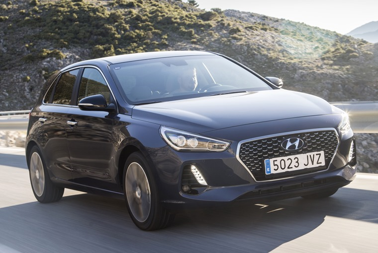 First drive review: Hyundai i30