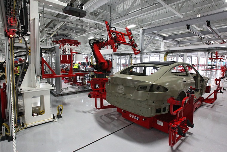 Expanding car production ten-fold is no easy task
