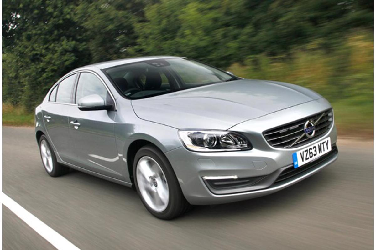 Review: Volvo S60 D4 SE Lux Nav Automatic | Leasing com