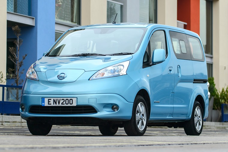 First drive review: Nissan e-NV200