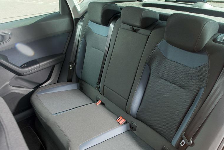 Seat Ateca Rear Passenger