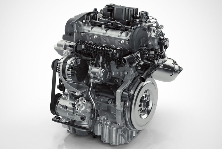Petrol engines are becoming ever-smaller and ever-more efficient.