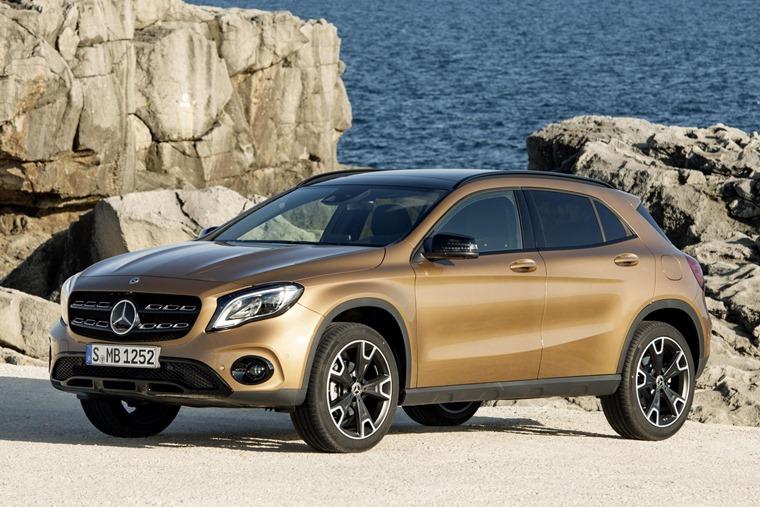 Mercedes-Benz GLA lease deals