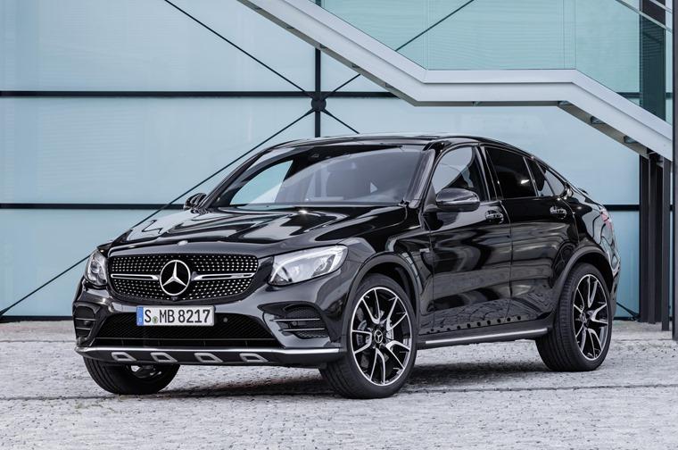 Mercedes-Benz GLC coupe lease deals