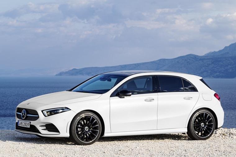 Mercedes-Benz A-Class lease deals