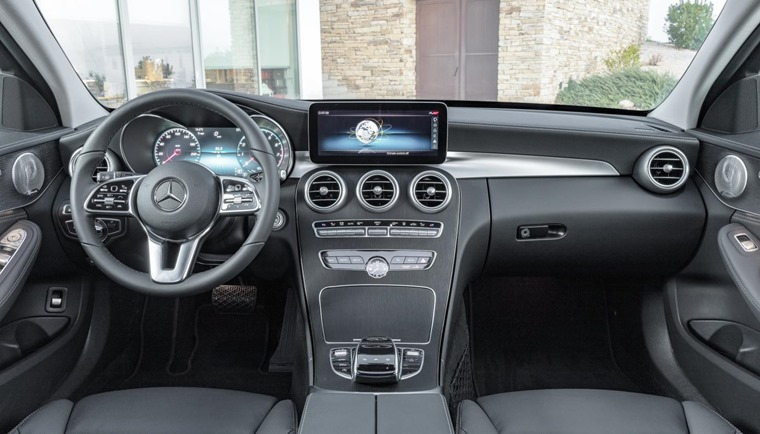 The interior has been updated and features a new range of infotainment options as well as touch-sensitive controls.